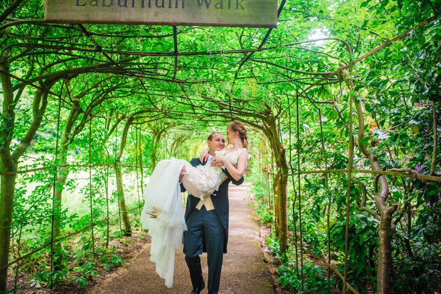 David and Valerie's gorgeous English garden wedding, with GK Photography (29)