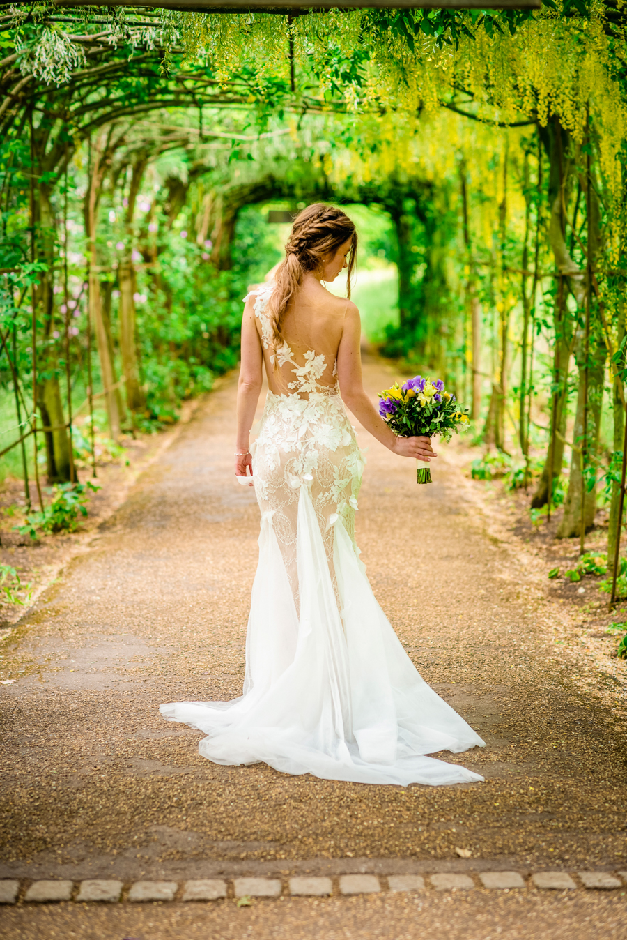 David and Valerie's gorgeous English garden wedding, with GK Photography (30)