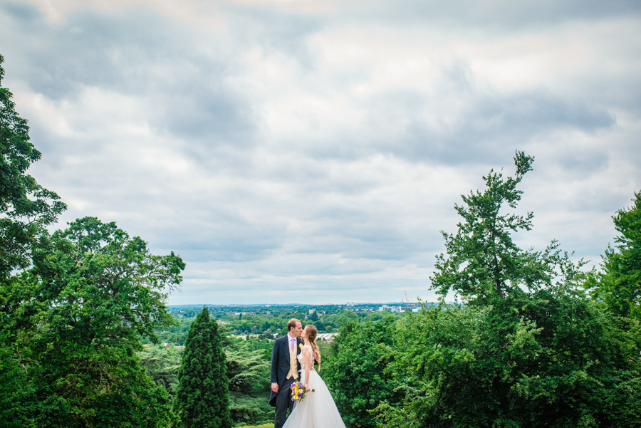 David and Valerie's gorgeous English garden wedding, with GK Photography (32)