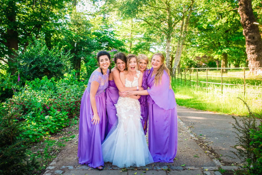David and Valerie's gorgeous English garden wedding, with GK Photography (33)
