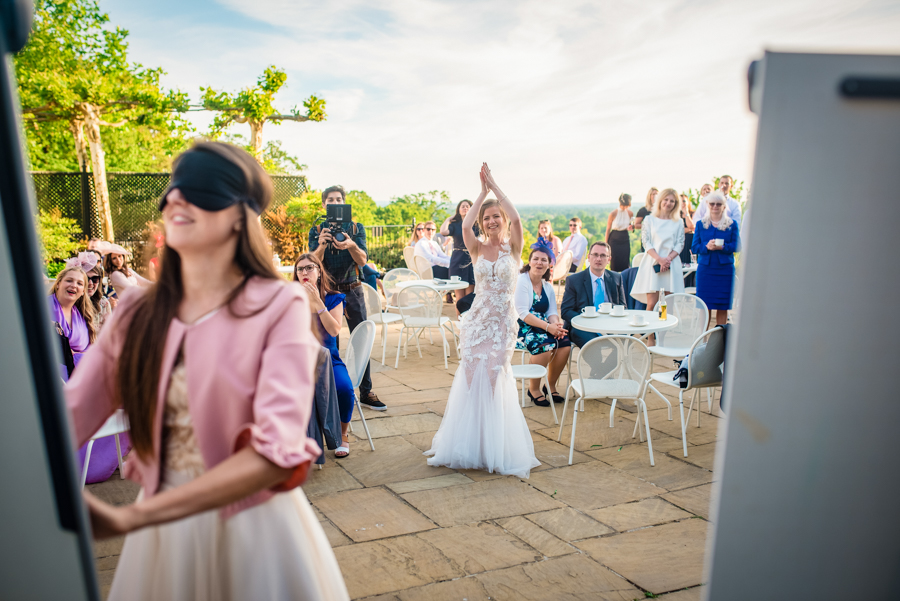 David and Valerie's gorgeous English garden wedding, with GK Photography (34)