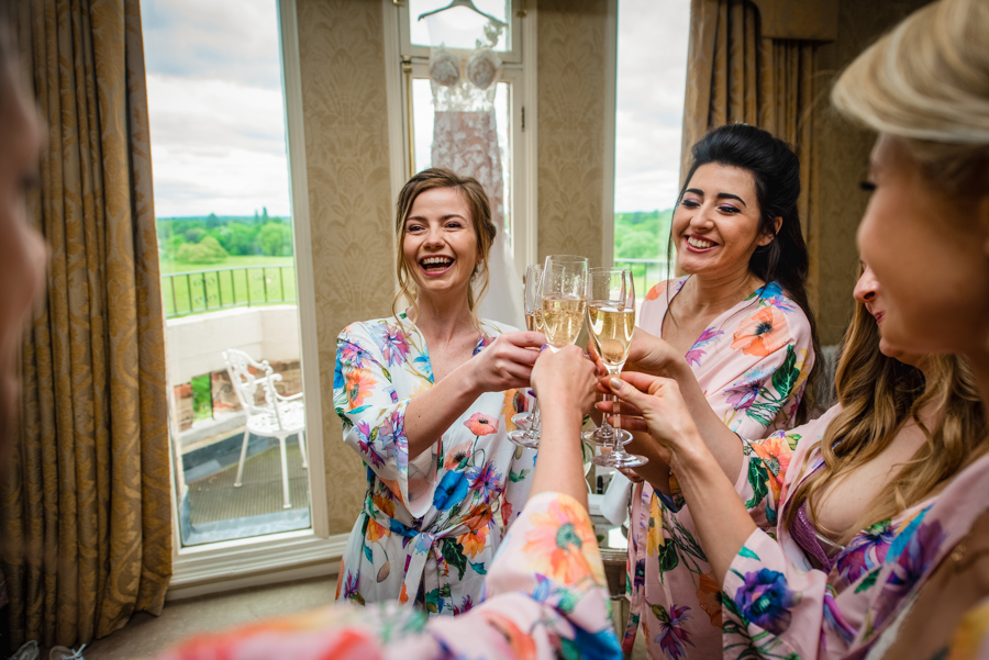 David and Valerie's gorgeous English garden wedding, with GK Photography (1)