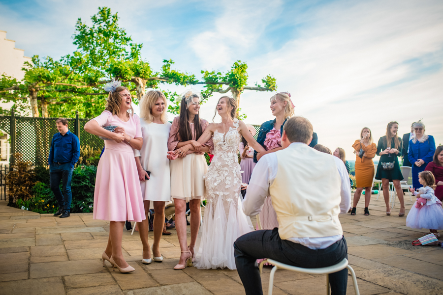 David and Valerie's gorgeous English garden wedding, with GK Photography (36)