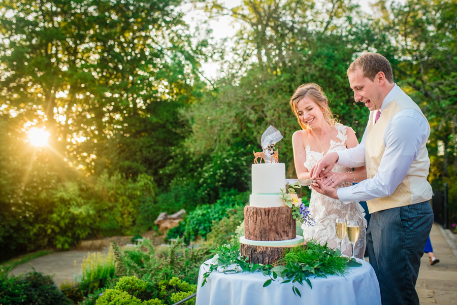 David and Valerie's gorgeous English garden wedding, with GK Photography (38)