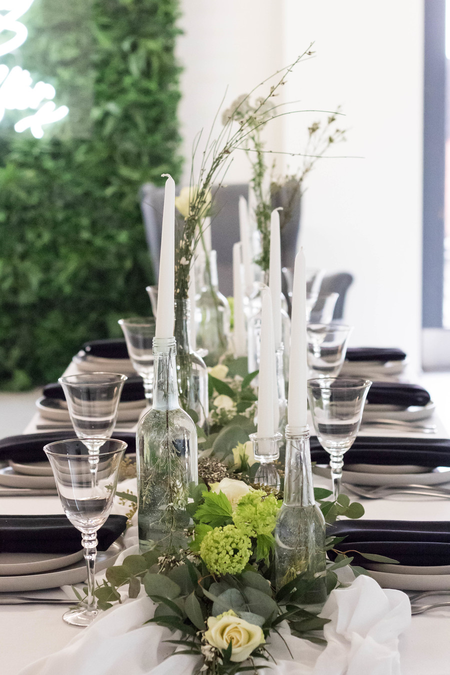 Sleek and modern wedding inspiration from Wakefield with Lam D Peretti Photography (3)