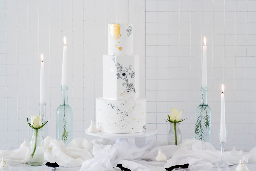 Sleek and modern wedding inspiration from Wakefield with Lam D Peretti Photography (13)