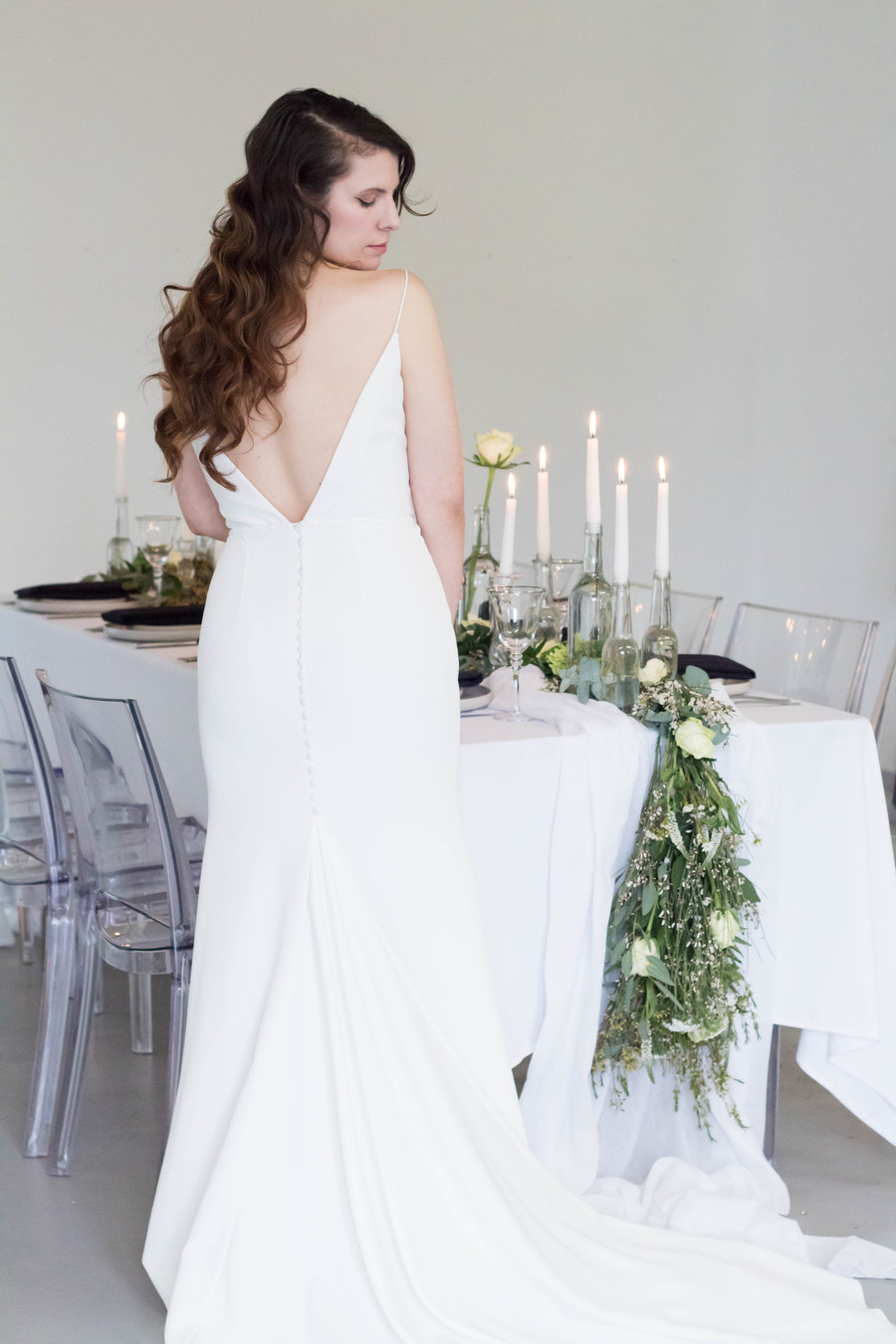Sleek and modern wedding inspiration from Wakefield with Lam D Peretti Photography (17)