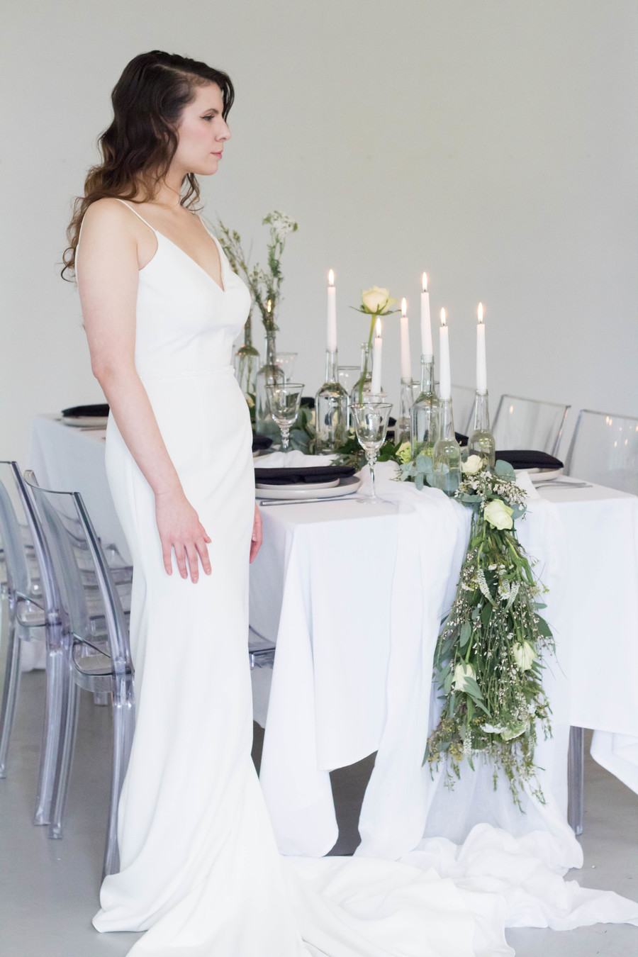 Sleek and modern wedding inspiration from Wakefield with Lam D Peretti Photography (18)