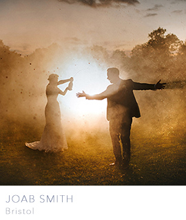 Bristol wedding photographer Joab Smith