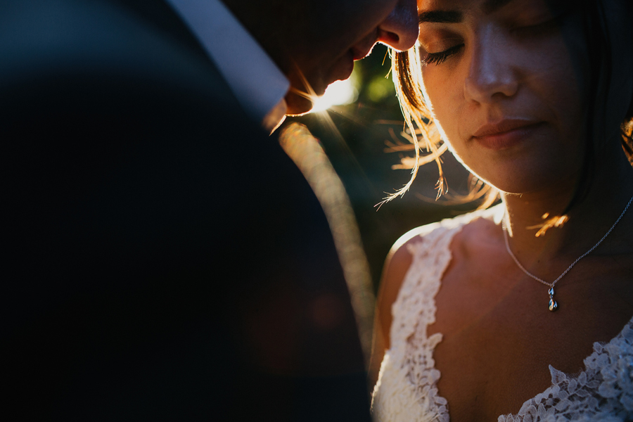 Emotional and beautiful wedding photography by John Hope