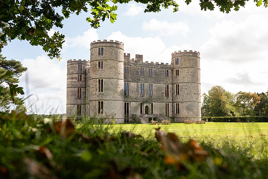 Emily & Joe's timeless and classic Lulworth Castle wedding, with Linus Moran Photography (2)