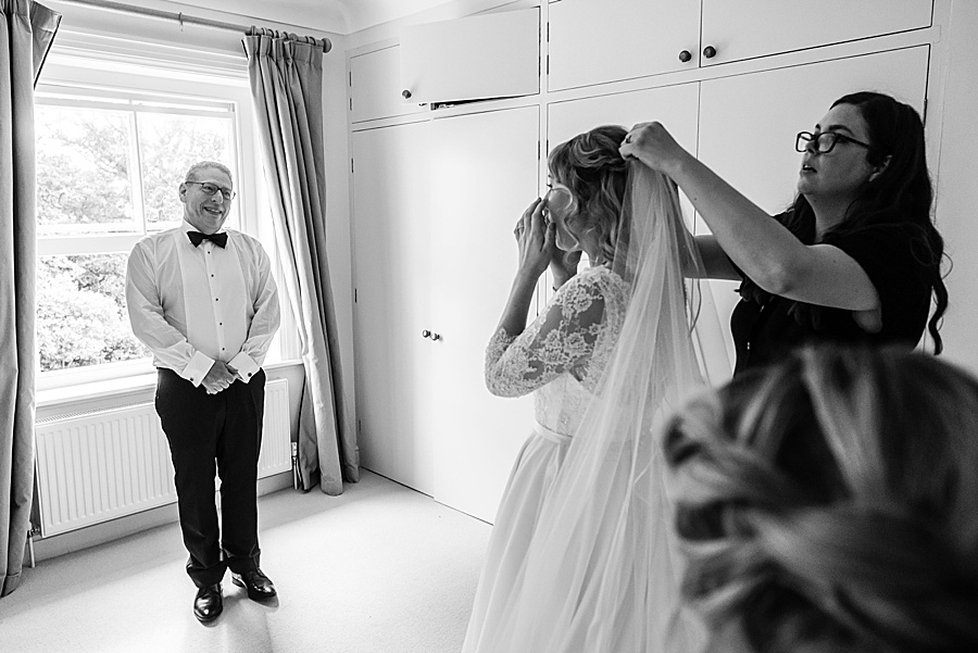 Emily & Joe's timeless and classic Lulworth Castle wedding, with Linus Moran Photography (11)