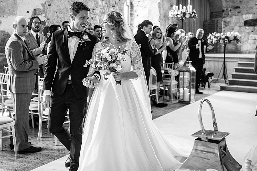 Emily & Joe's timeless and classic Lulworth Castle wedding, with Linus Moran Photography (29)