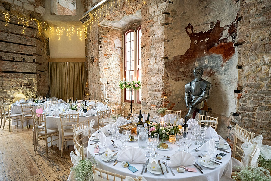 Emily & Joe's timeless and classic Lulworth Castle wedding, with Linus Moran Photography (42)