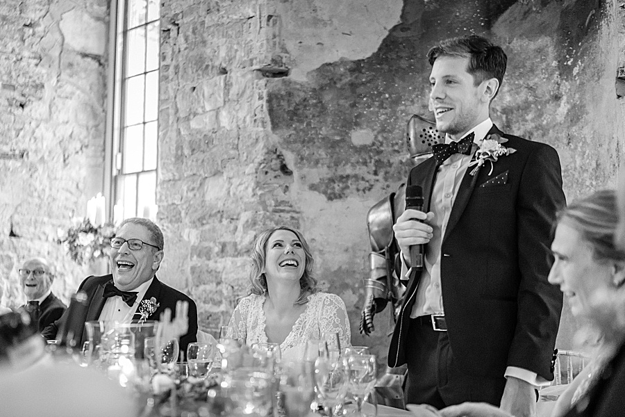 Emily & Joe's timeless and classic Lulworth Castle wedding, with Linus Moran Photography (43)