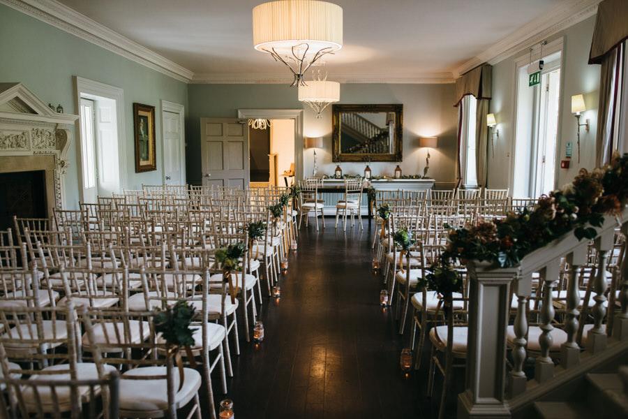 James & Sarah's chic, modern Morden Hall wedding, with Simon Biffen Photography (5)