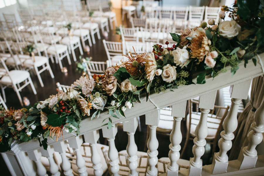James & Sarah's chic, modern Morden Hall wedding, with Simon Biffen Photography (6)