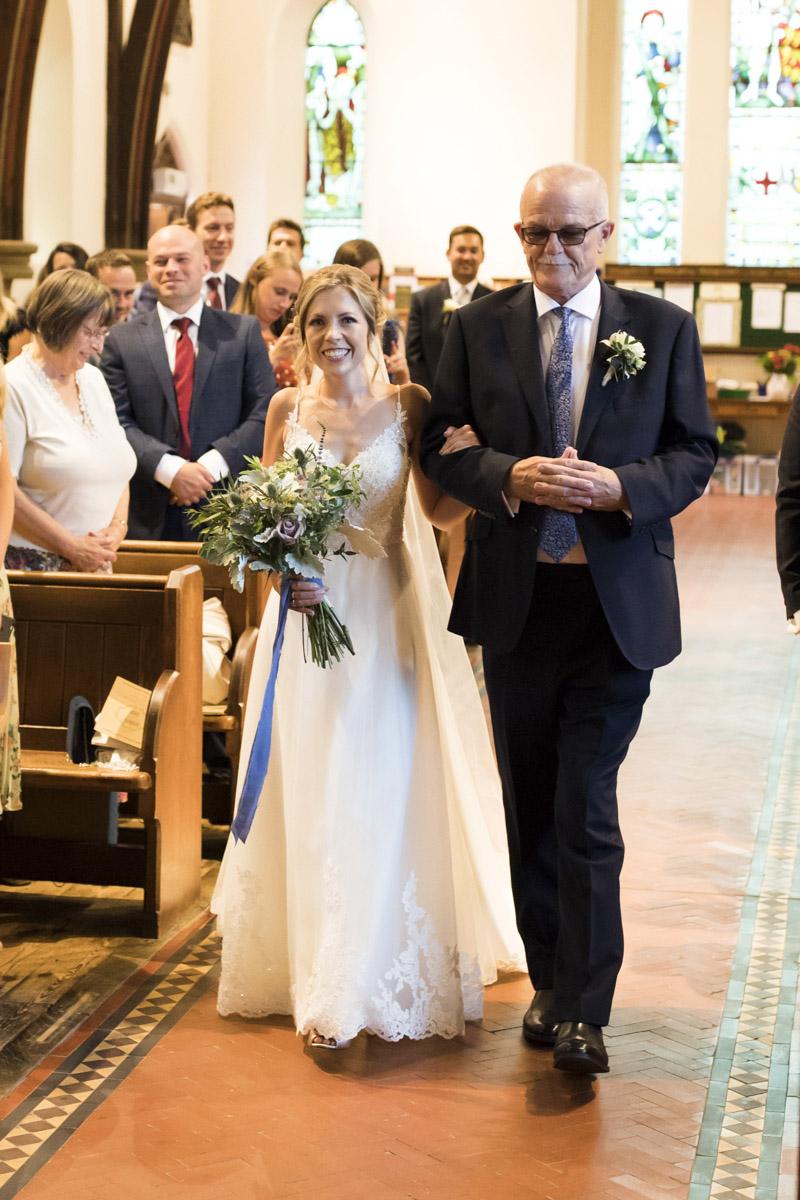 Hannah & Mark's elegant rustic Oxon Hoath wedding, with Natalie D Photography (19)