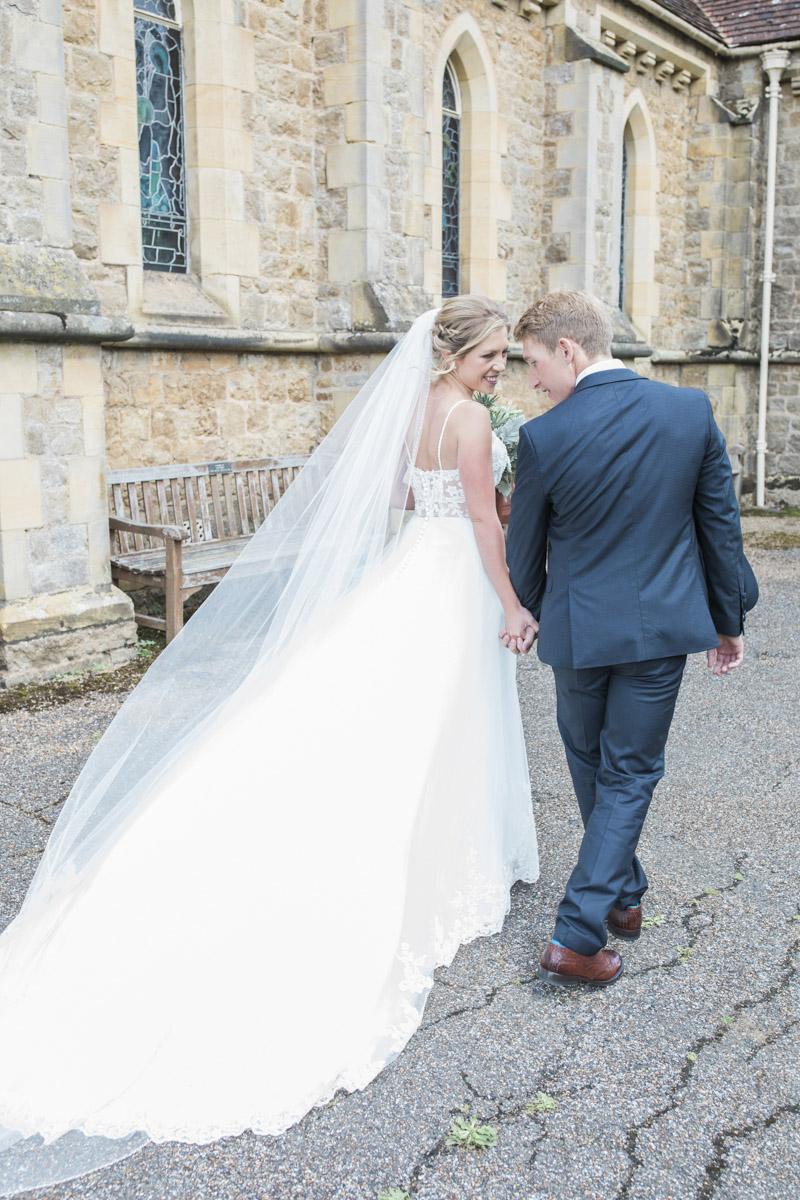 Hannah & Mark's elegant rustic Oxon Hoath wedding, with Natalie D Photography (21)