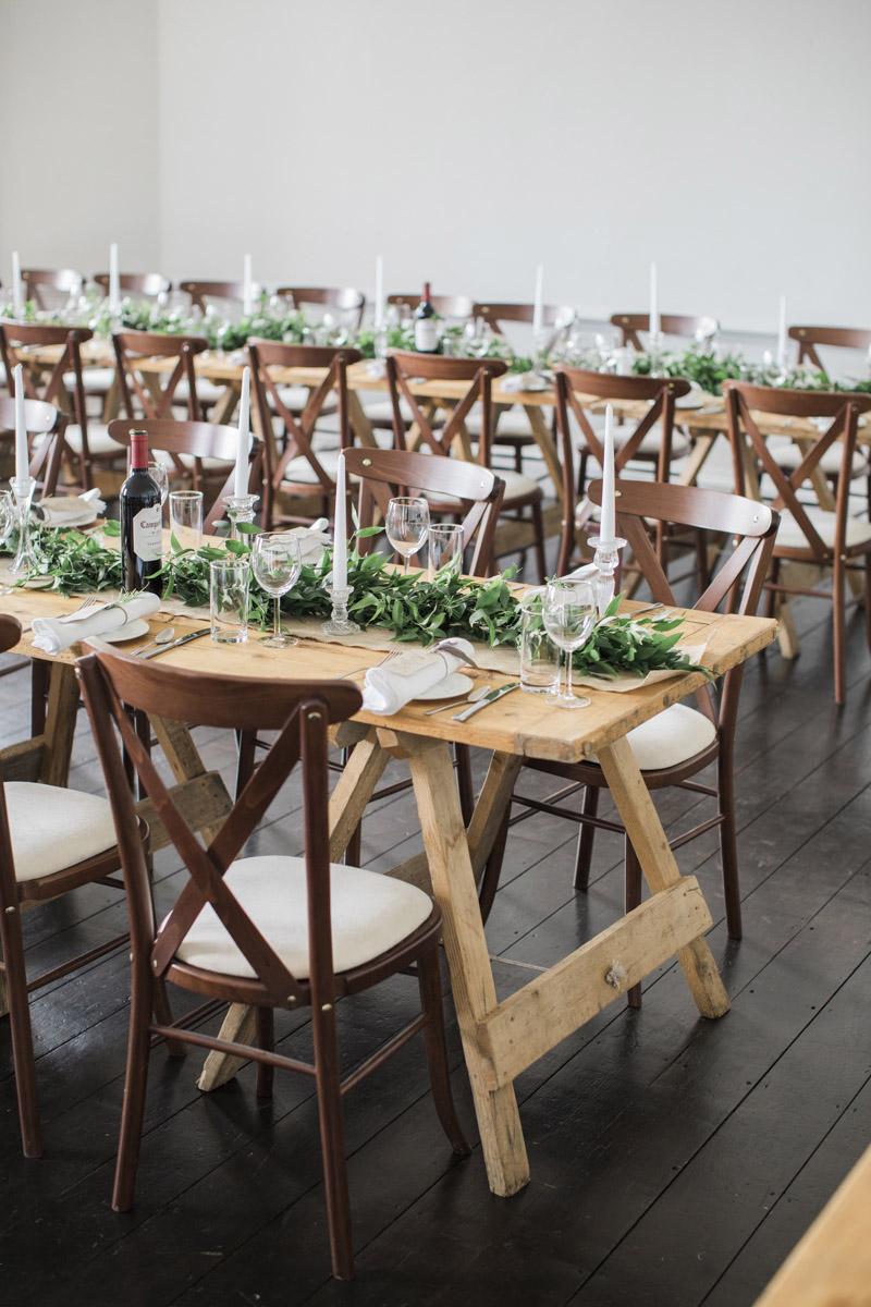 Hannah & Mark's elegant rustic Oxon Hoath wedding, with Natalie D Photography (43)