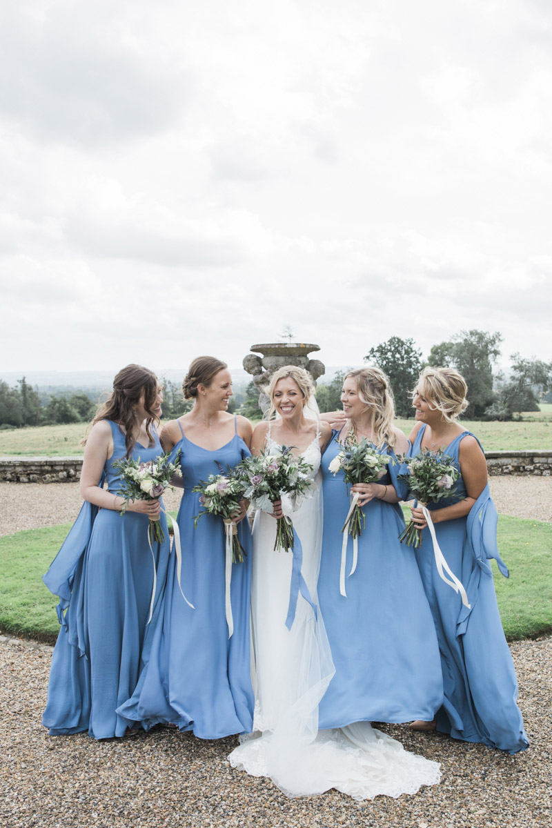 Hannah & Mark's elegant rustic Oxon Hoath wedding, with Natalie D Photography (45)