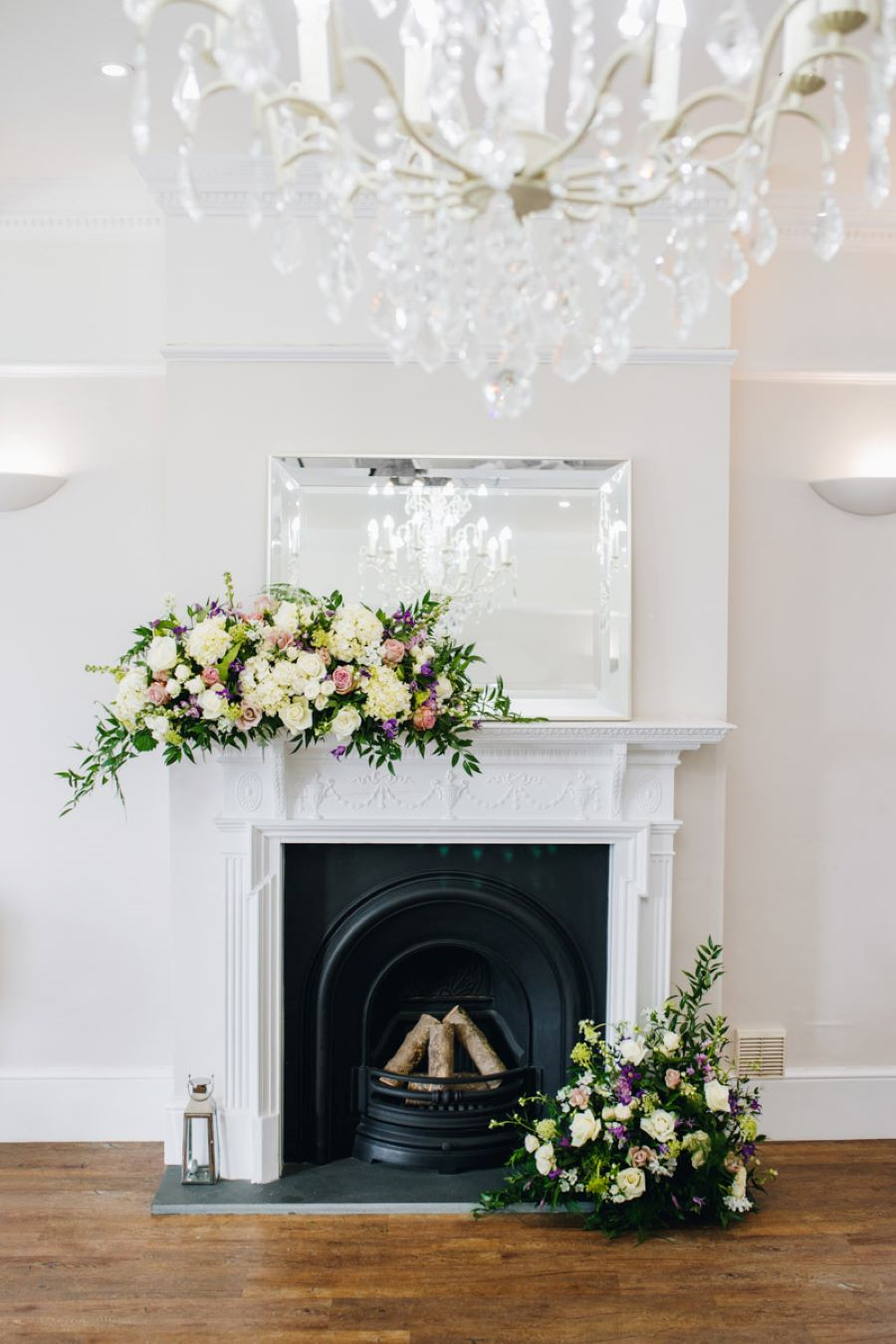 Light and romance with natural blush tones - wedding ideas from Downham Hall. Photographer credit Magical Moments Photography (20)