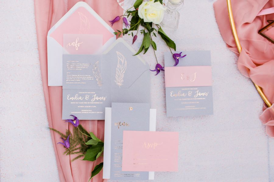 Light and romance with natural blush tones - wedding ideas from Downham Hall. Photographer credit Magical Moments Photography (3)