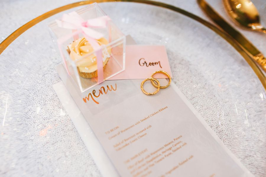 Light and romance with natural blush tones - wedding ideas from Downham Hall. Photographer credit Magical Moments Photography (28)