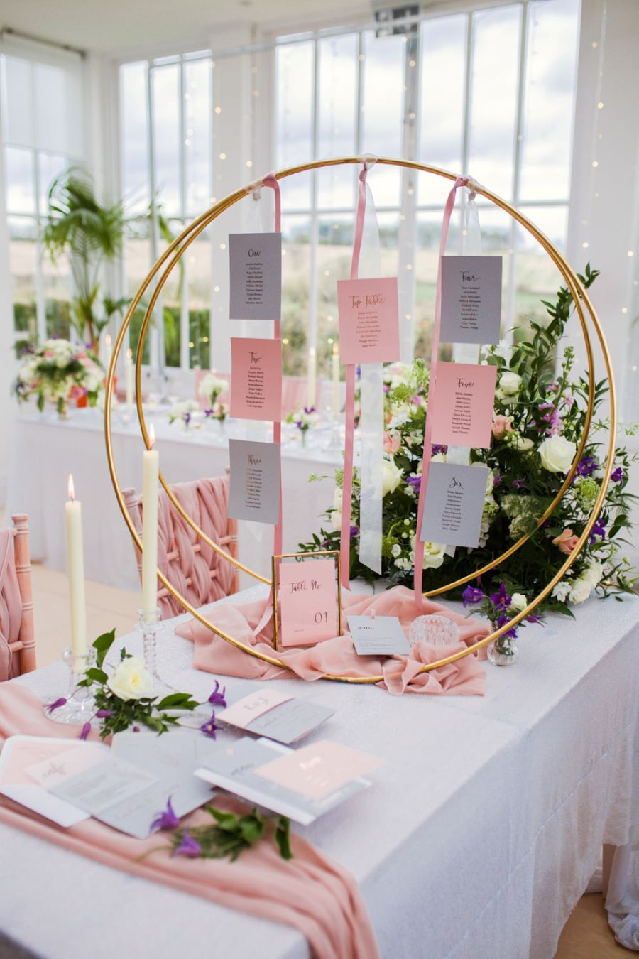 Light and romance with natural blush tones - wedding ideas from Downham Hall. Photographer credit Magical Moments Photography (5)