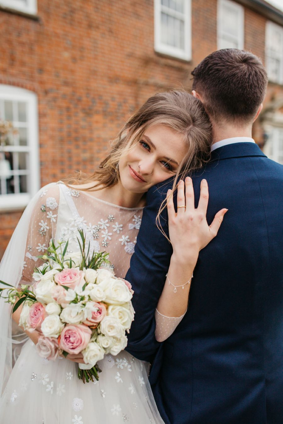 Light and romance with natural blush tones - wedding ideas from Downham Hall. Photographer credit Magical Moments Photography (35)