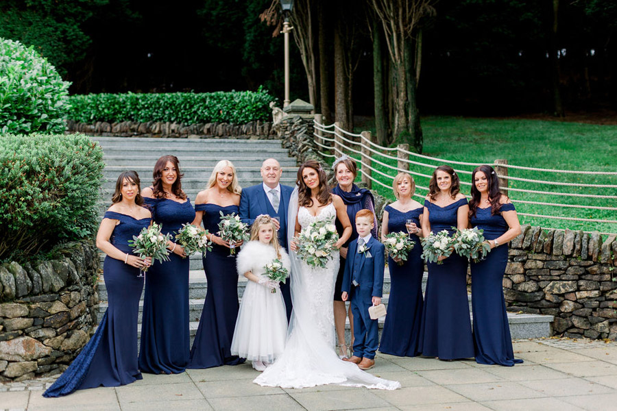 Classic and timeless styling for Laura & Billy's beautiful summer wedding, with Jo Bradbury Photography (16)