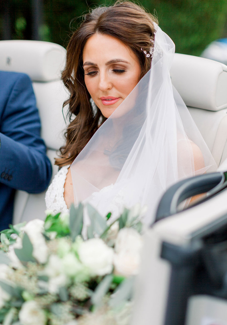 Classic and timeless styling for Laura & Billy's beautiful summer wedding, with Jo Bradbury Photography (46)