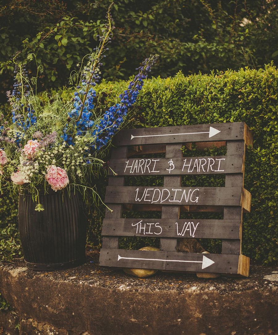 The beautiful summer wedding of Harri & Harri! With Howell Jones Photography (20)