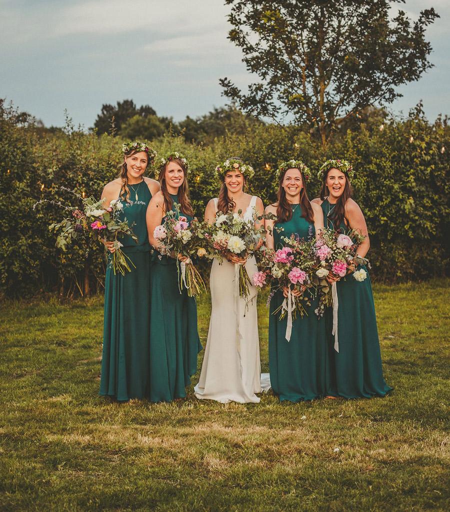 The beautiful summer wedding of Harri & Harri! With Howell Jones Photography (21)