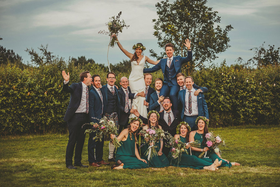 The beautiful summer wedding of Harri & Harri! With Howell Jones Photography (23)