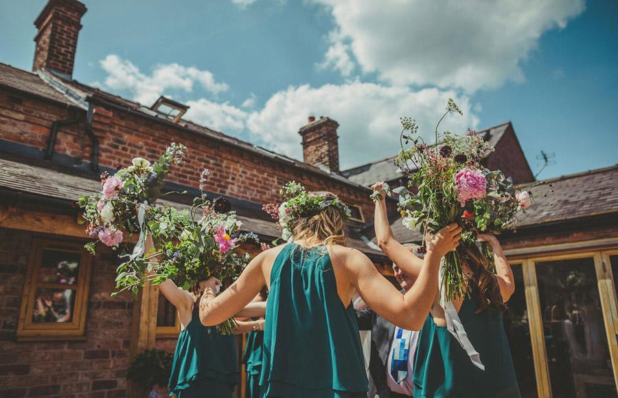 The beautiful summer wedding of Harri & Harri! With Howell Jones Photography (26)