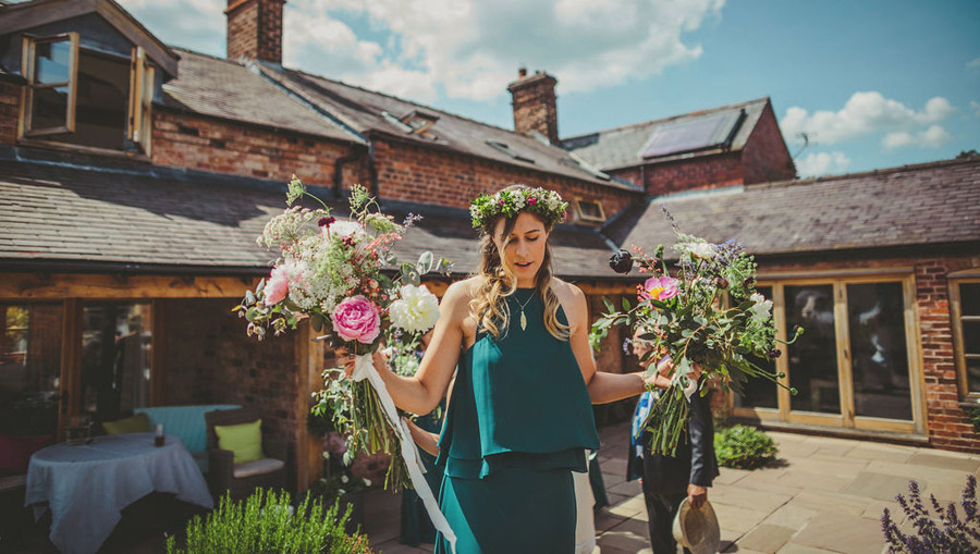 The beautiful summer wedding of Harri & Harri! With Howell Jones Photography (27)