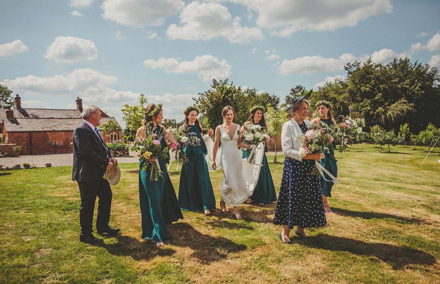 The beautiful summer wedding of Harri & Harri! With Howell Jones Photography (28)