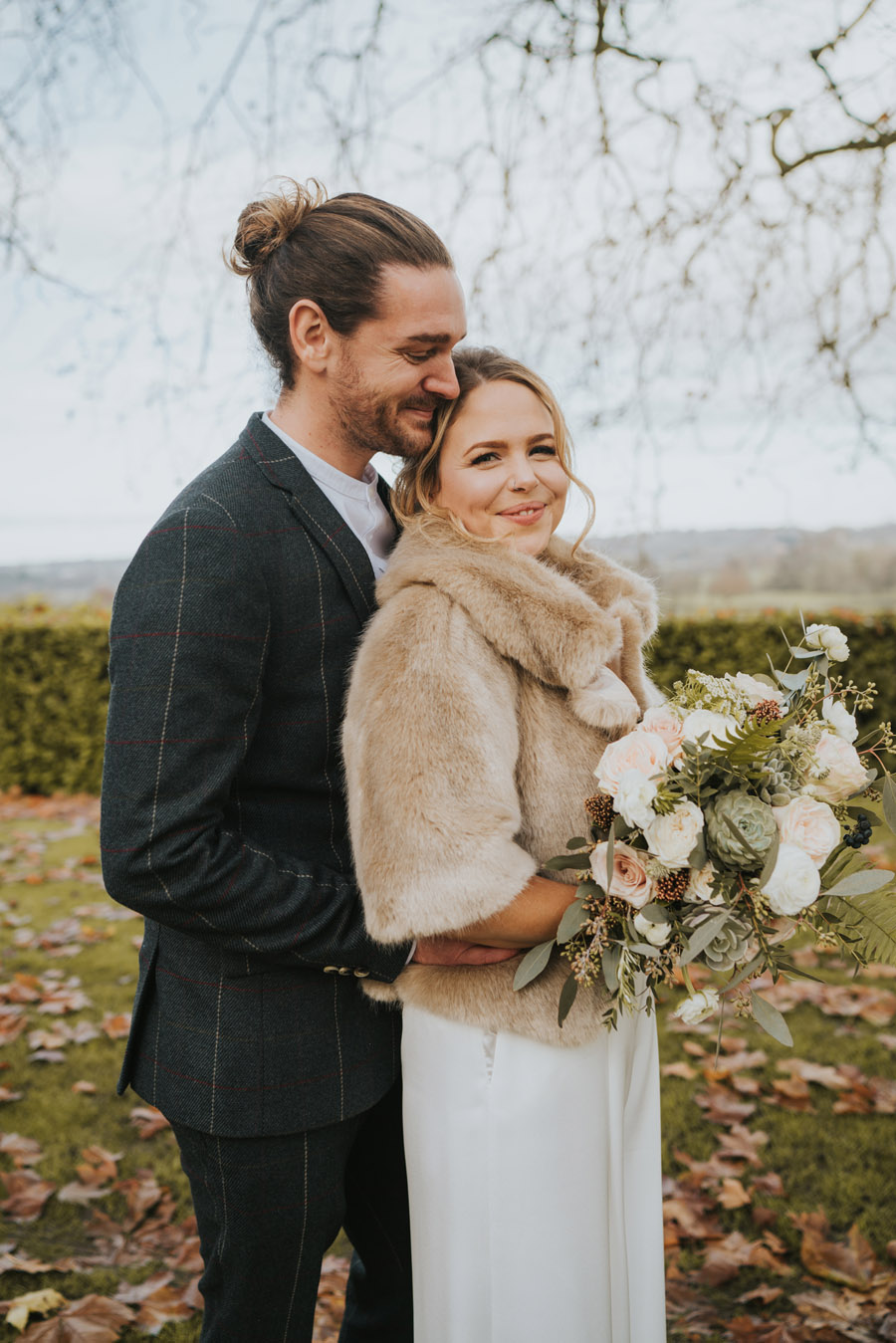 Susanna & Kieran's intimate, chic and modern wedding with Grace Elizabeth (19)