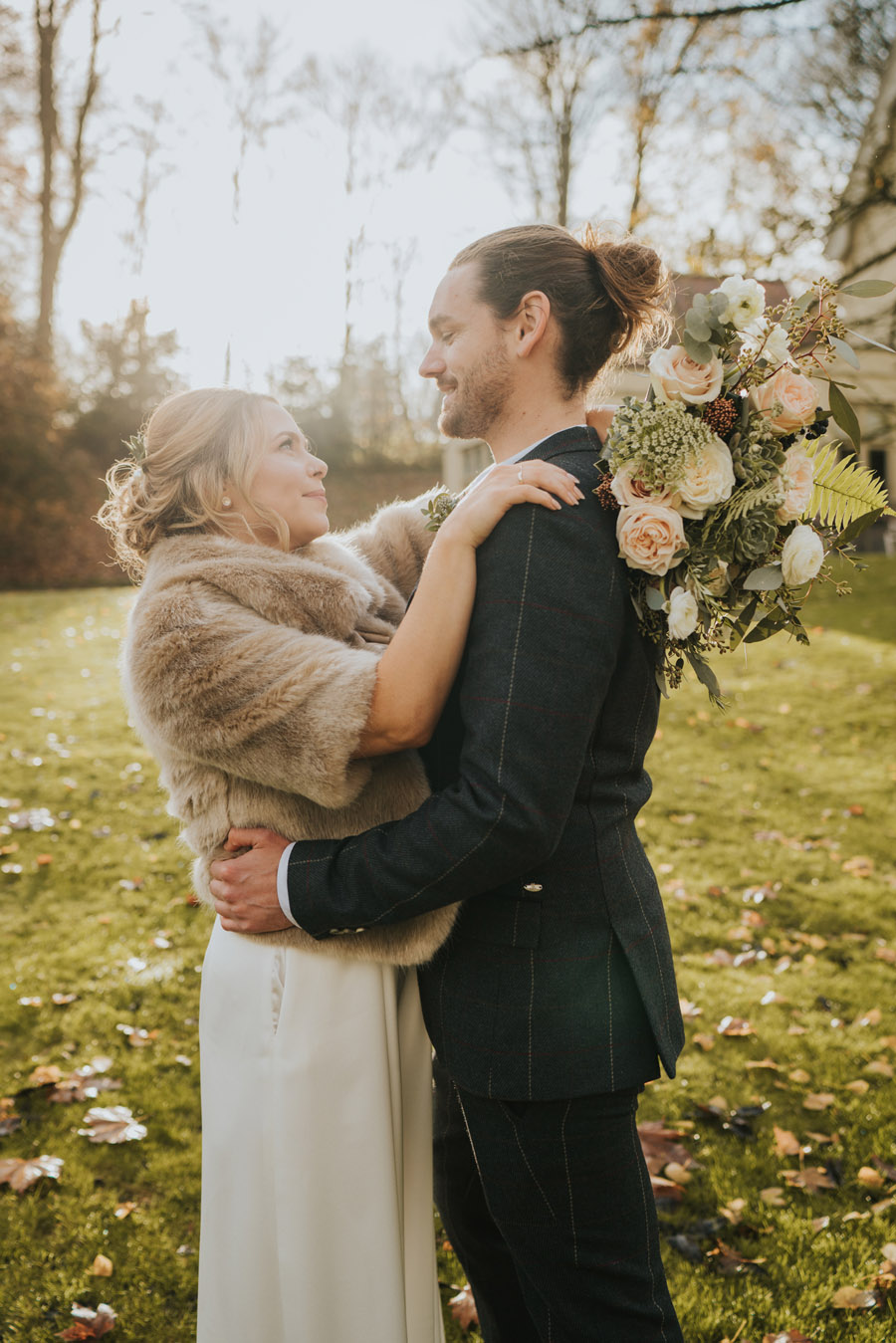 Susanna & Kieran's intimate, chic and modern wedding with Grace Elizabeth (33)
