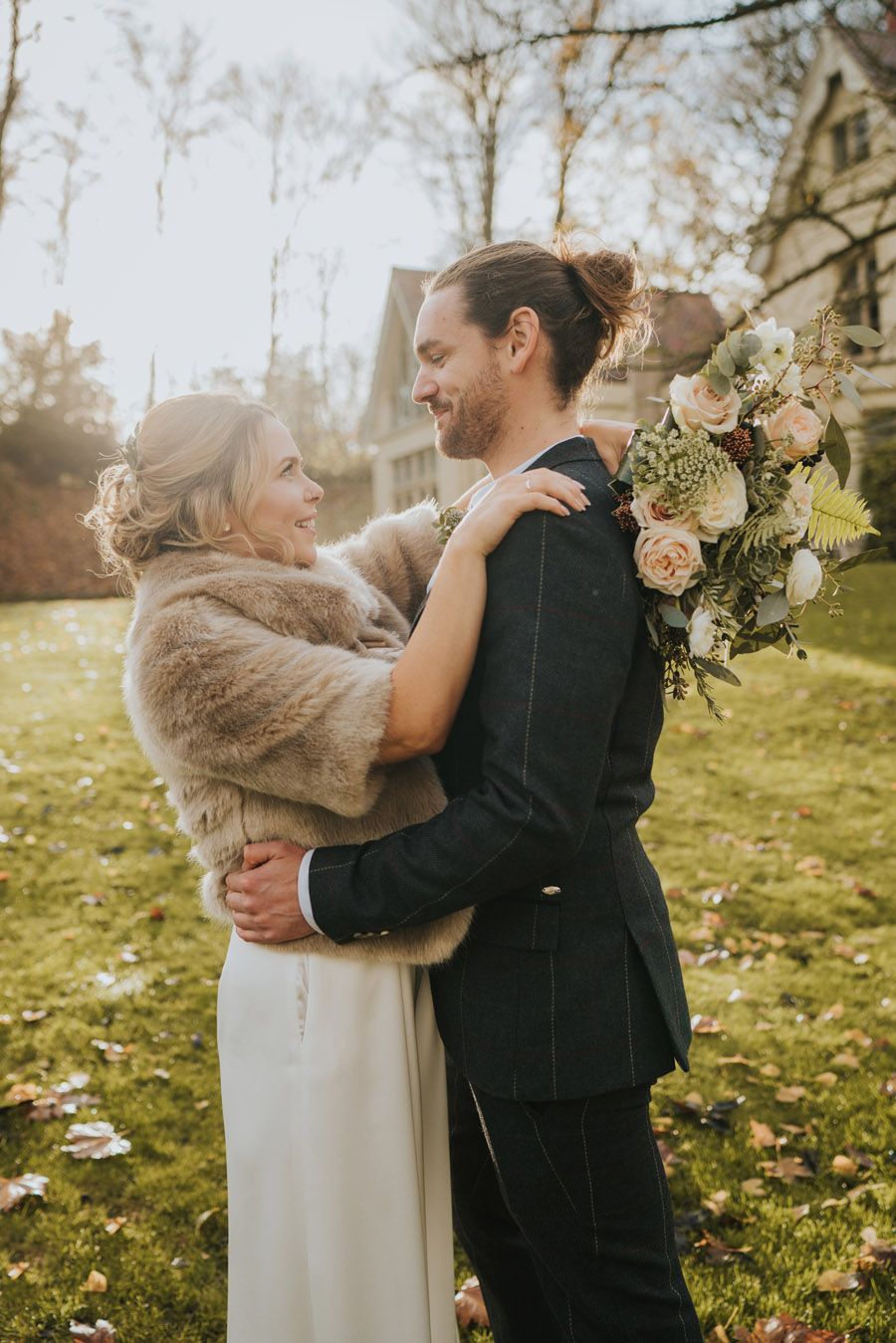 Susanna & Kieran's intimate, chic and modern wedding with Grace Elizabeth (34)