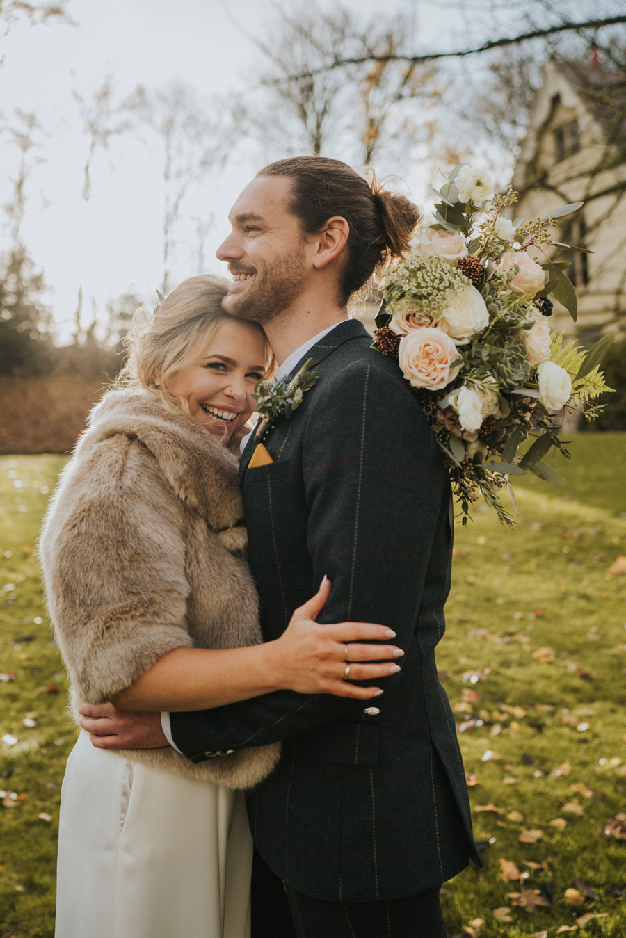 Susanna & Kieran's intimate, chic and modern wedding with Grace Elizabeth (35)