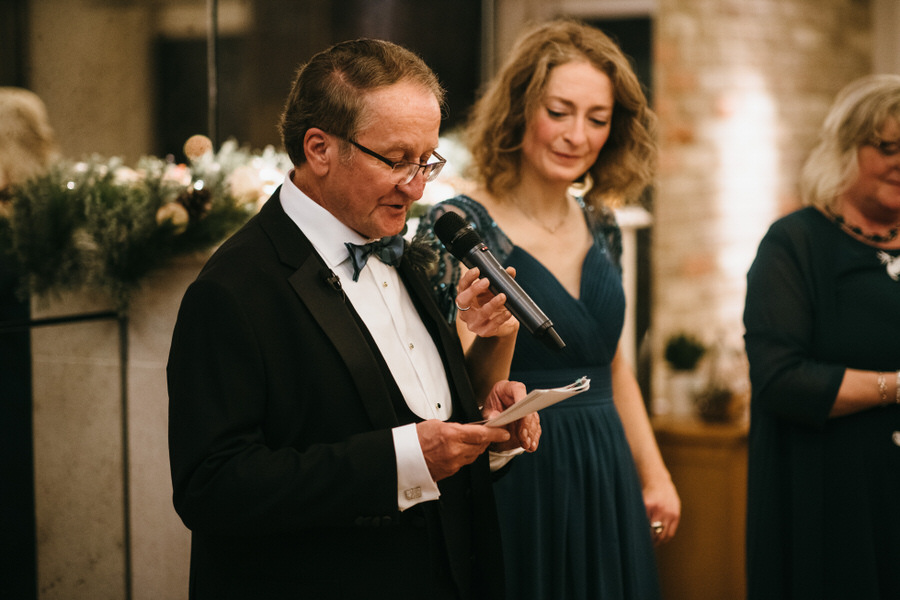 Vicky & Ali's stunning black tie NYE wedding on the Thames, with Simon Biffen Photography (41)