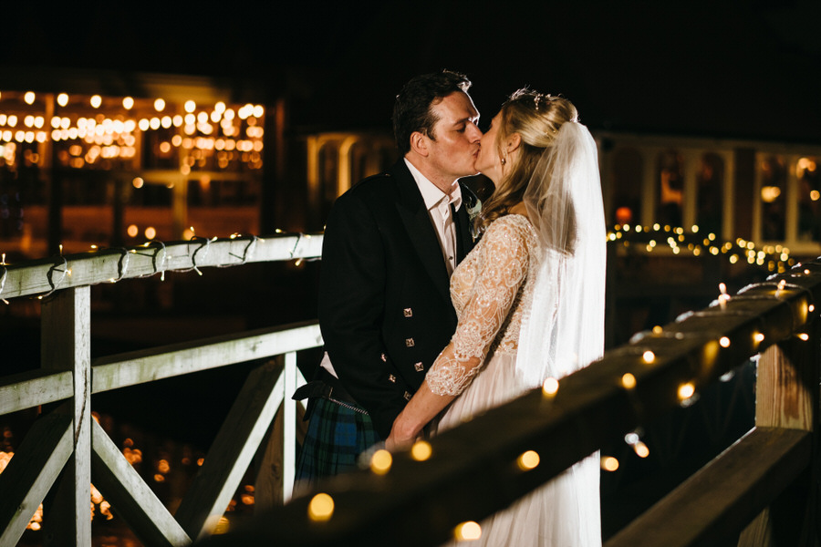 Vicky & Ali's stunning black tie NYE wedding on the Thames, with Simon Biffen Photography (46)