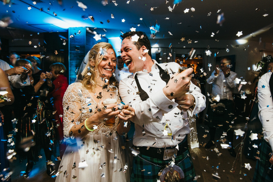 Vicky & Ali's stunning black tie NYE wedding on the Thames, with Simon Biffen Photography (47)