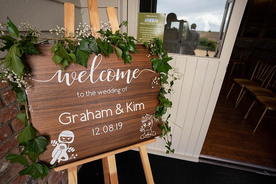 Kim & Graham's gorgeous Wellington Barns wedding, with Linus Moran Photography (1)