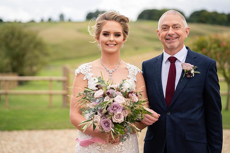 Kim & Graham's gorgeous Wellington Barns wedding, with Linus Moran Photography (13)