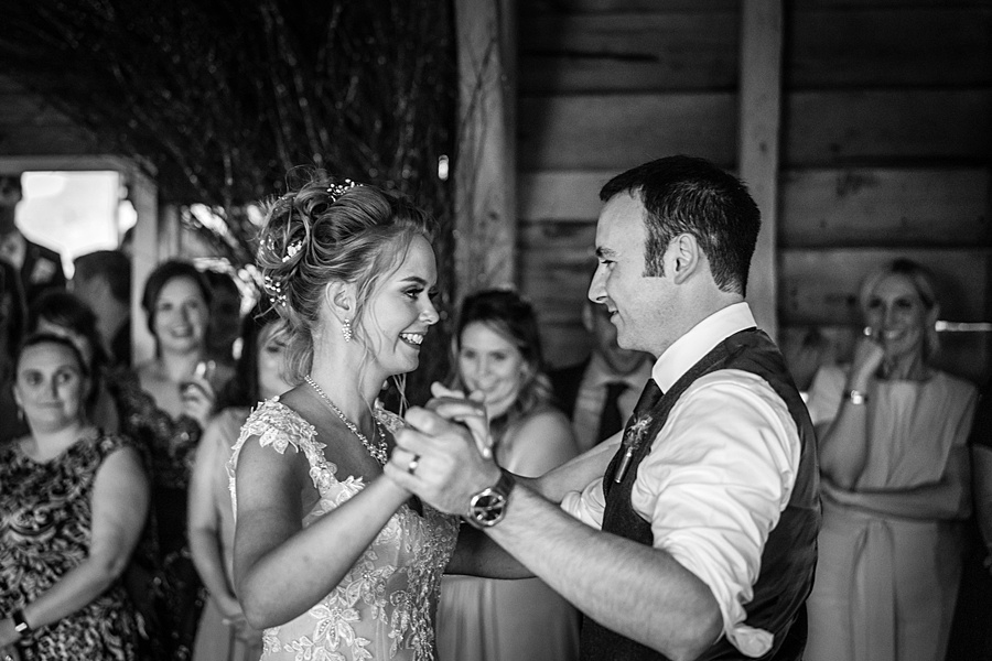 Kim & Graham's gorgeous Wellington Barns wedding, with Linus Moran Photography (58)