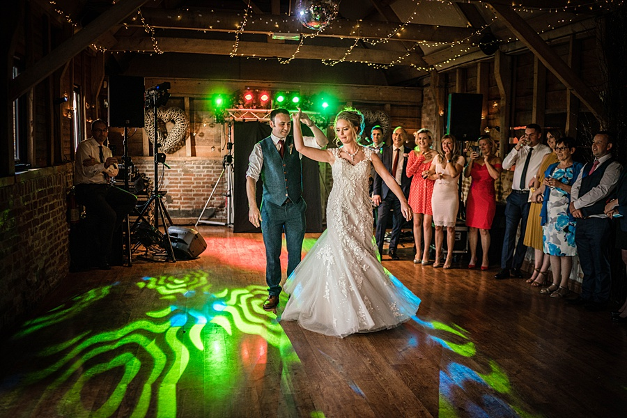 Kim & Graham's gorgeous Wellington Barns wedding, with Linus Moran Photography (60)