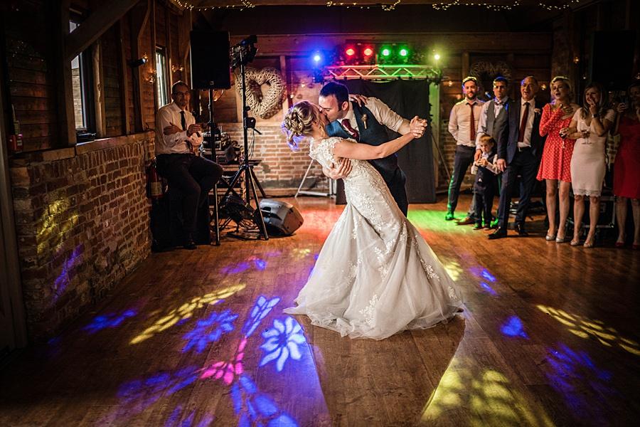 Kim & Graham's gorgeous Wellington Barns wedding, with Linus Moran Photography (61)